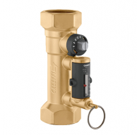 """Caleffi 132552A Balancing Valve with Flowmeter 3/4"""" NPT 2.0-7.0 GPM Flow Scale"""
