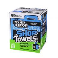 Sellars 55202 TOOLBOX Z400 Blue Shop Towels 200CT (6/Case)