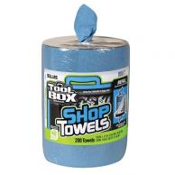 Sellars 55207 TOOLBOX Z400 Refill Blue Rags 200CT (6/Case)
