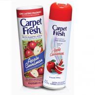 Carpet Fresh 277119 14Oz Powder Apple Cinnamon 12Ct [30 Cases]