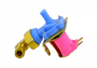 """Armstrong International B4480 Fill Valve with Flow Washer 90 Degree 3/8"""" Compression Fitting"""