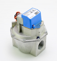 "Honeywell V4943A1011 Single Stage Pressure Auto Regulating Valve 1"" 120V"