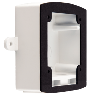 System Sensor SA-WBBW White Metal Weatherproof Back Box