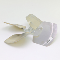 "Revcor REV029AS Condenser Fan Blade 24"" Diameter 4-Blade 34-Degree 1/2"" Bore Clockwise"