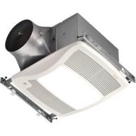 BROAN-NuTone ZN110HL Ultra Green Multi-Speed Humidity Sensing Fan with Light 110 CFM