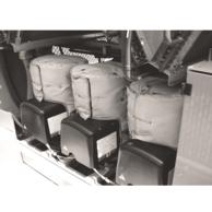 Carrier P916-A-30RA-018 Compressor Sound Kit