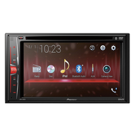 """Pioneer AVH-210EX Double-DIN 6.2"""" In-Dash DVD Receiver with Bluetooth"""