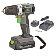 Genesis GLCD2038A Cordless 20-Volt Lithium-Ion 2-Speed Drill/Impact Driver
