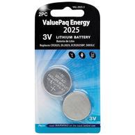 Dantona VAL-2025-2 Battery 3V
