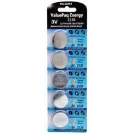 Dantona VAL-2330-5 Lithium Coin Cell Battery 3V