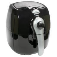 Brentwood Appliances AF-350B Electric Air Fryer 3.7-Quart (Black)
