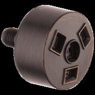 Delta SH5005RB HydraChoice Body Spray (Venetian Bronze)