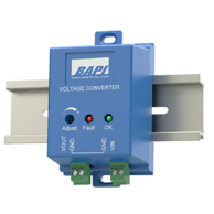 BAPI BA/VC350A-EZ-15 24VAC to 15VDC Voltage Converter for Multiple Mounting
