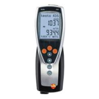 Testo 435-4 Multi-function IAQ/HVAC Meter w/ Memory & Differential Pressure