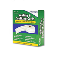"""Nu-Calgon 4216-27 Insulating and Sealing Cords 3/8""""X25'"""