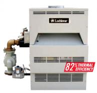 Lochinvar CWN399PM Water Heater Copper-Fin Pump Mounted Natural Gas 399,999 BTU