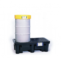 Sellars 92505 2-Drum Model Spill Deck Includes Drain