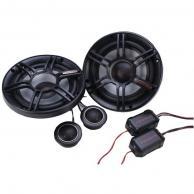 "Crunch CS65C CS 6.5"" 300-Watt 2-Way Component Speaker System"