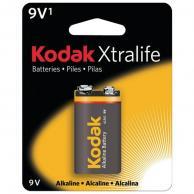KODAK K9V-1 891-3089 Xtralife(TM) Alkaline Batteries (9V Single)