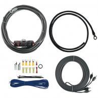 T-SPEC V8-RAK8 v8 SERIES Amp Installation Kit with RCA Cables (8 Gauge)