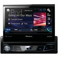 "PIONEER AVH-X7800BT 7"" Single-DIN In-Dash DVD Receiver with Flip-out Display, Bluetooth(R), Siri(R) Eyes Free, Spotify(R) & AppRadio One(TM)"