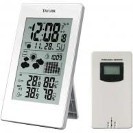 TAYLOR 1735 Digital Weather Forecaster with Barometer & Alarm Clock