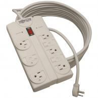 Tripp Lite Tlp825 8-Outlet Surge Protector (25Ft Cord)