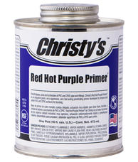 Christy RH.RHPP.PT Red Hot Purple Primer Pint